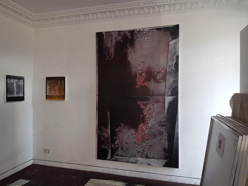 peintures sur pvc 2017 2018 sylvain polony. Black Bedroom Furniture Sets. Home Design Ideas